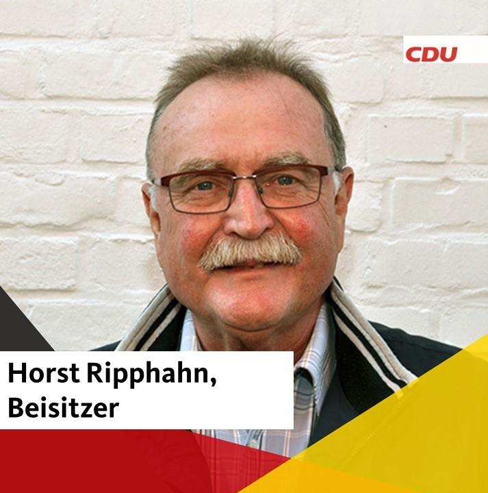 Horst Ripphahn